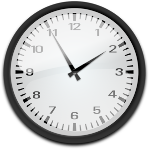Bilde av klokke