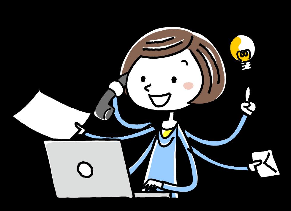 Med gode løsninger blir arbeidet en glede! Illustrasjon: Keigo Yasuda, Shutterstock